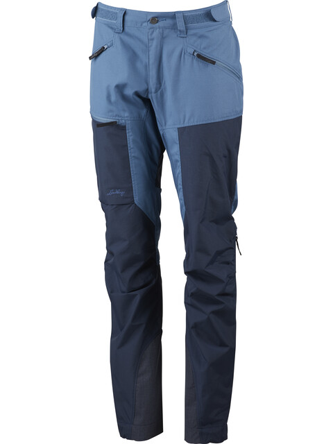 Lundhags Antjah II Pants Women azure/deep blue